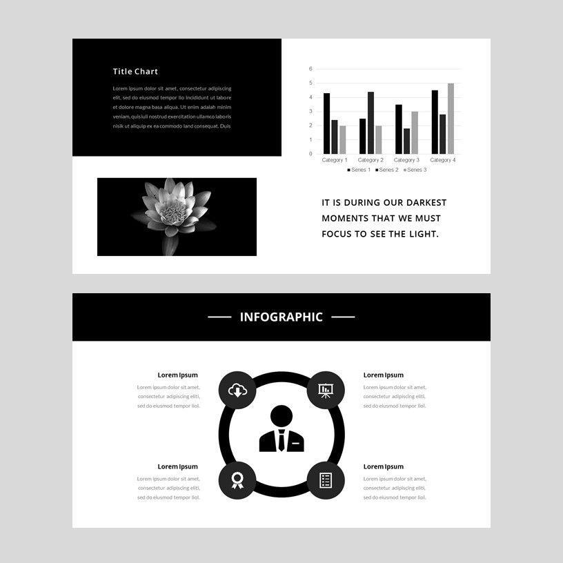 Darggi - PowerPoint Template, Slide 10, 05931, Presentation Templates — PoweredTemplate.com