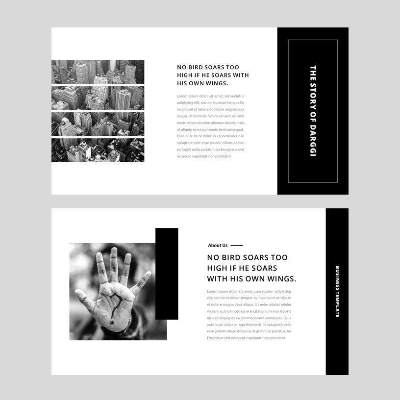 Darggi - PowerPoint Template, Slide 3, 05931, Presentation Templates — PoweredTemplate.com