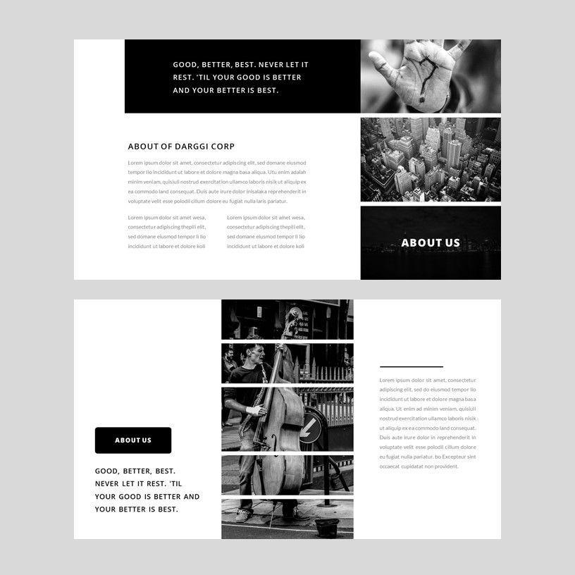 Darggi - PowerPoint Template, Slide 4, 05931, Presentation Templates — PoweredTemplate.com