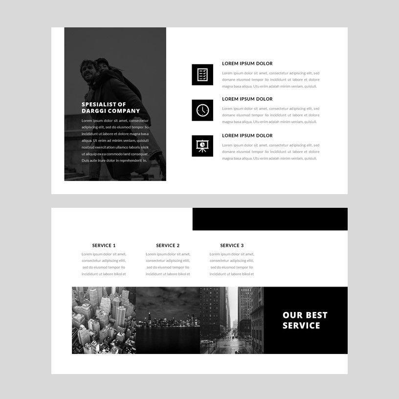 Darggi - PowerPoint Template, Slide 5, 05931, Presentation Templates — PoweredTemplate.com