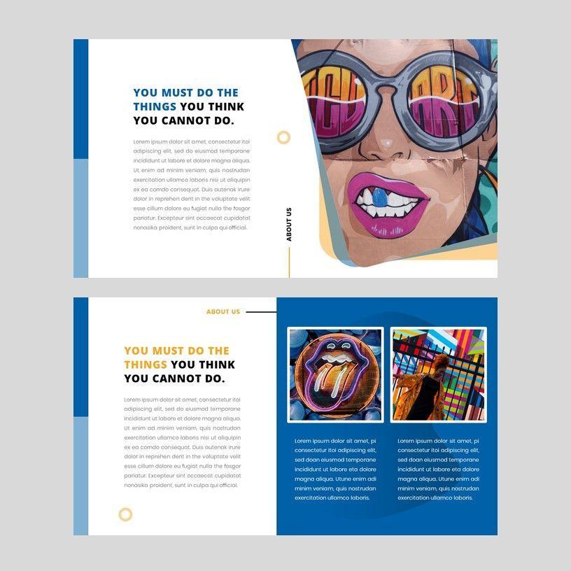 Aviana - PowerPoint Template, Slide 3, 05932, Presentation Templates — PoweredTemplate.com