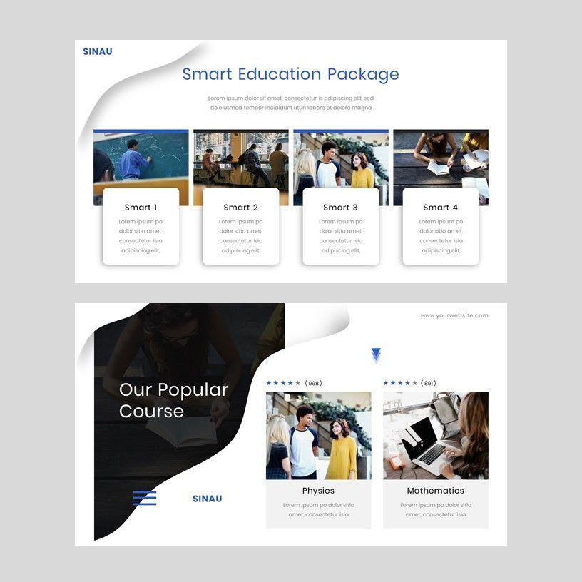 Sinau - Google Slides Template, Slide 7, 05935, Presentation Templates — PoweredTemplate.com