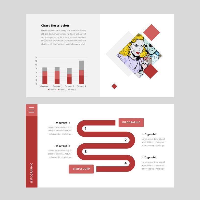 Simpli - Google Slides Template, Slide 14, 05936, Presentation Templates — PoweredTemplate.com