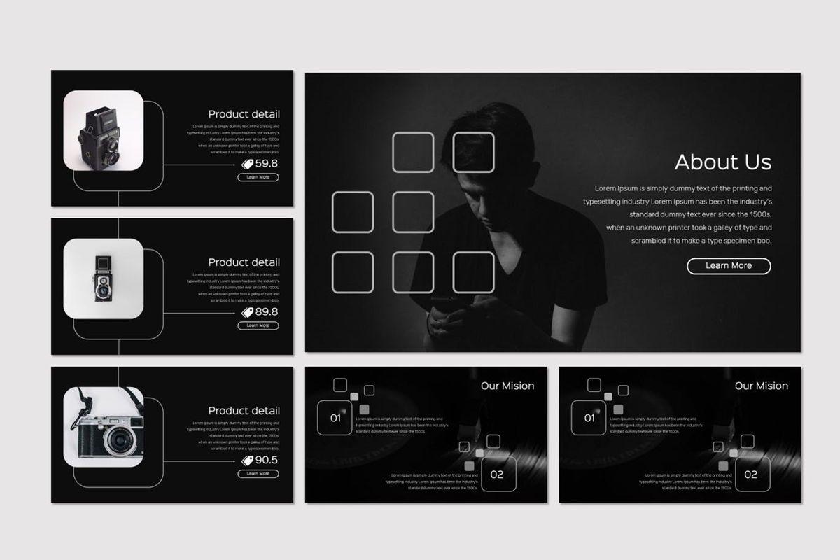 Arwaa - Keynote Template, Slide 3, 05941, Presentation Templates — PoweredTemplate.com