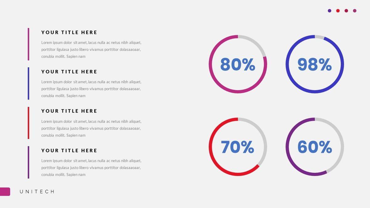 Unitech - Creative Business Google Slides Template, Slide 30, 05949, Business Models — PoweredTemplate.com