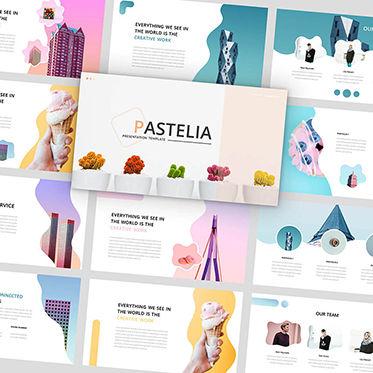 Presentation Templates: Pastelia - Google Slides Template #05951