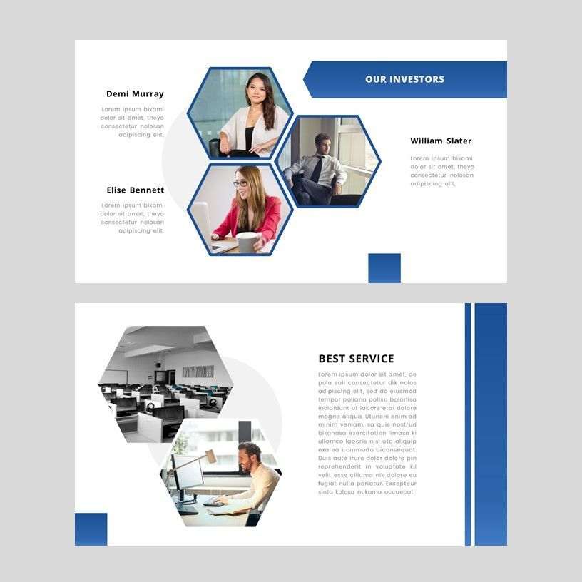 Gradi - Google Slides Template, Slide 7, 05955, Presentation Templates — PoweredTemplate.com