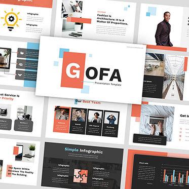 Presentation Templates: Gofa - Google Slides Template #05962