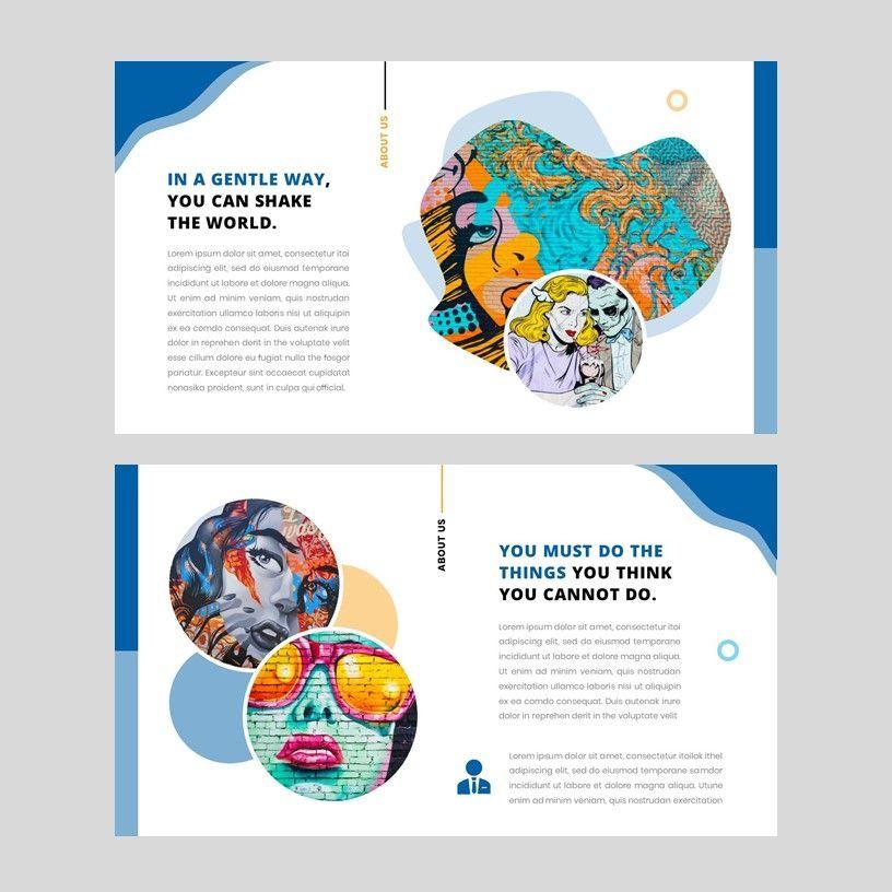 Aviana - Creative Google Slide Template, Slide 11, 05975, Presentation Templates — PoweredTemplate.com