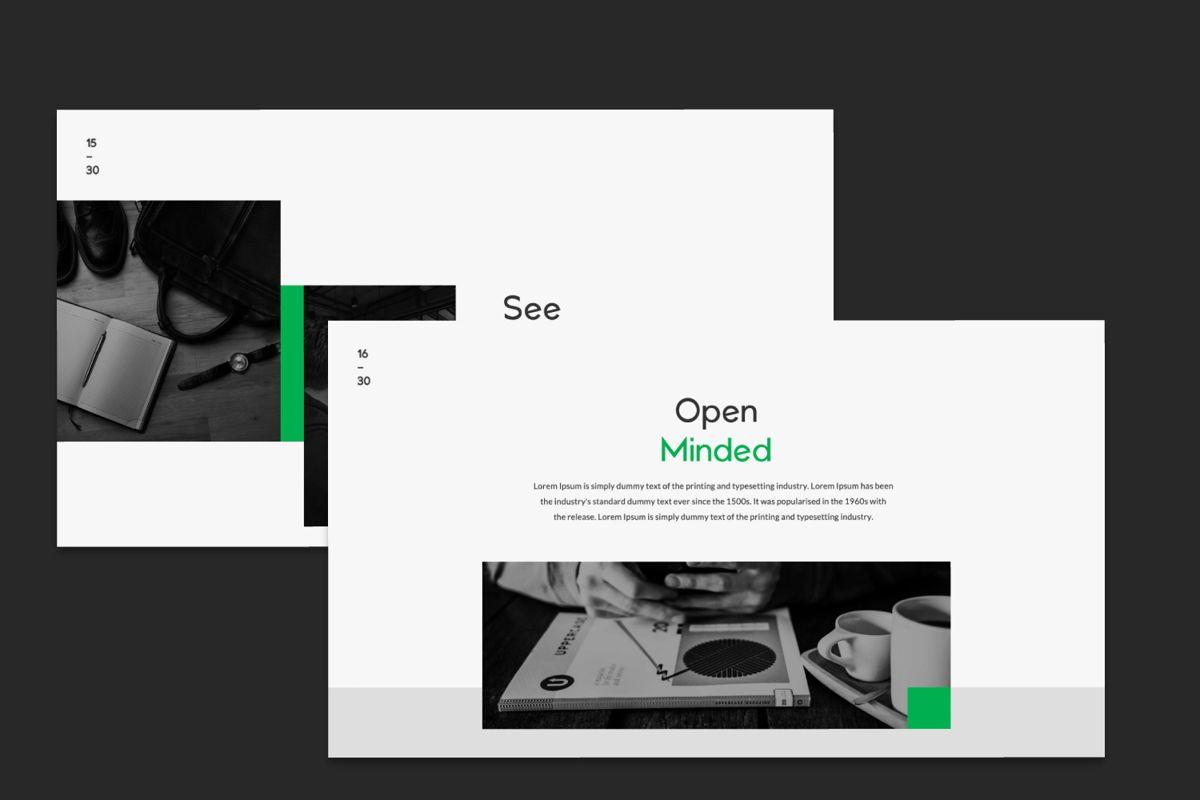 Avogato Creative Powerpoint, Slide 6, 05984, Presentation Templates — PoweredTemplate.com