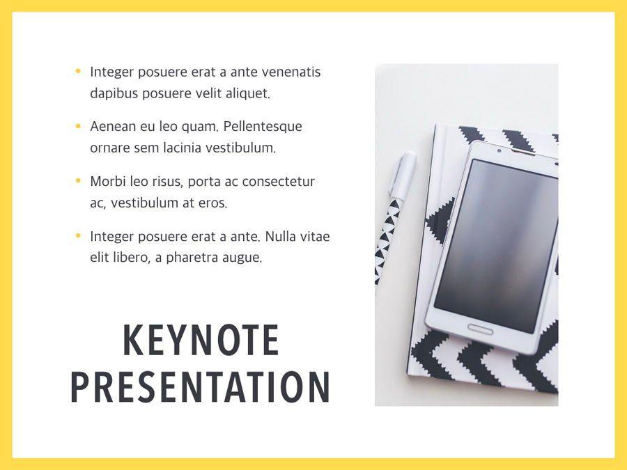 Wriggling Angles PowerPoint Template, Slide 19, 05999, Presentation Templates — PoweredTemplate.com