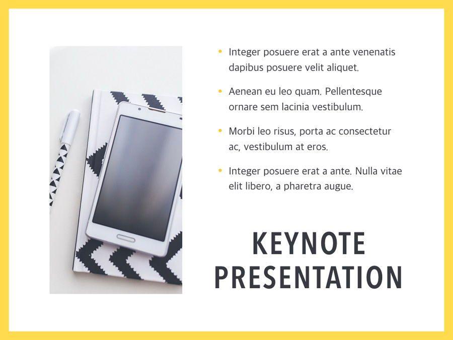 Wriggling Angles PowerPoint Template, Slide 20, 05999, Presentation Templates — PoweredTemplate.com