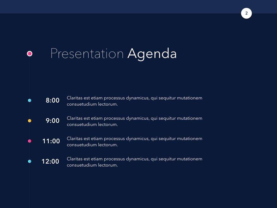 Space Cadet PowerPoint Template, Slide 3, 06000, Presentation Templates — PoweredTemplate.com