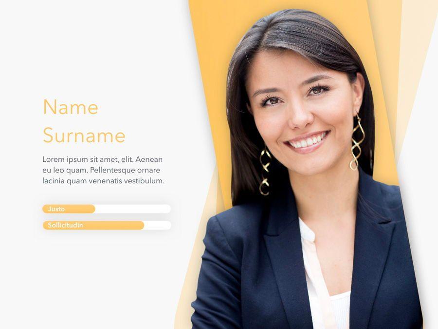 Sunny Delight Keynote Template, Slide 3, 06004, Presentation Templates — PoweredTemplate.com