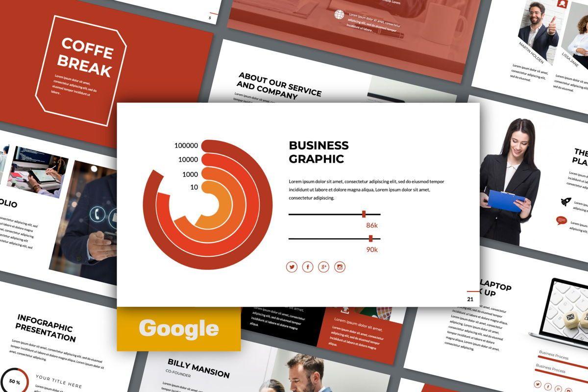 Business Google Slide Theme, 06013, Presentation Templates — PoweredTemplate.com