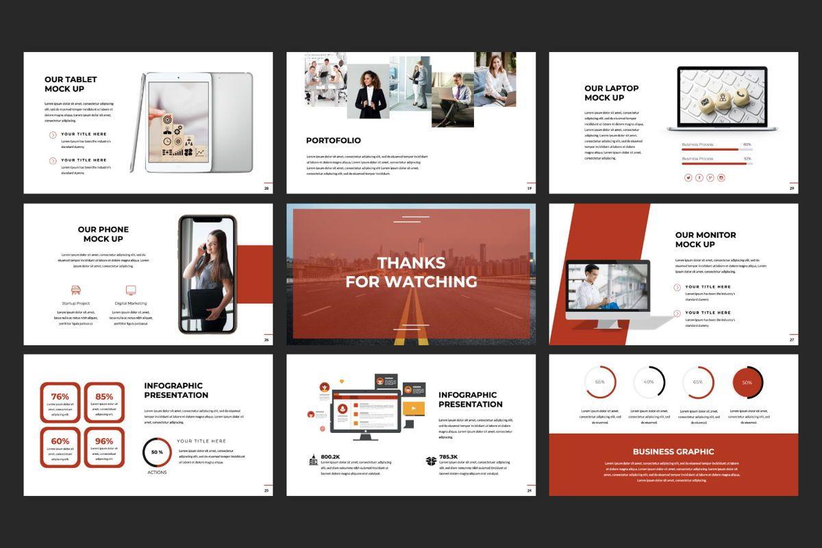 Business Google Slide Theme, Slide 3, 06013, Presentation Templates — PoweredTemplate.com