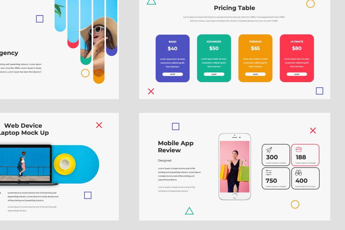 Capsul Business Google Slide, Slide 6, 06024, Presentation Templates — PoweredTemplate.com