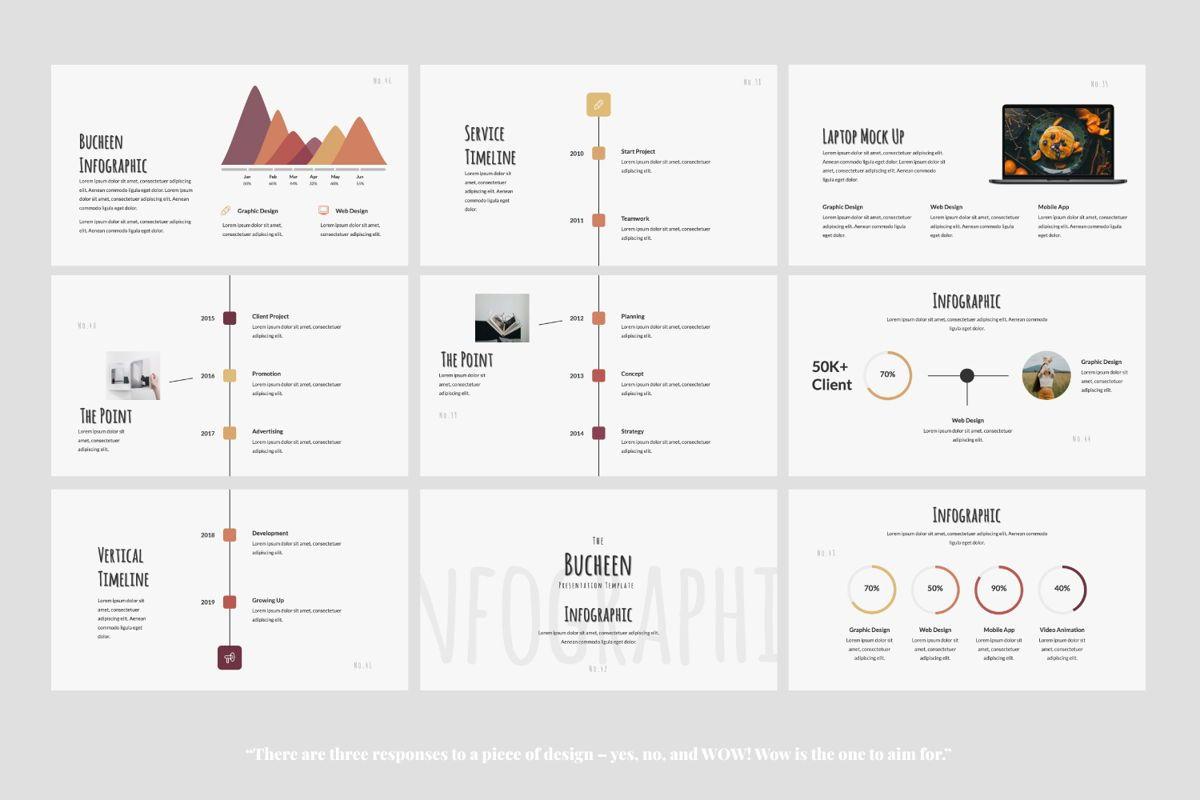 Bucheen Creative Google Slide, Slide 8, 06033, Presentation Templates — PoweredTemplate.com