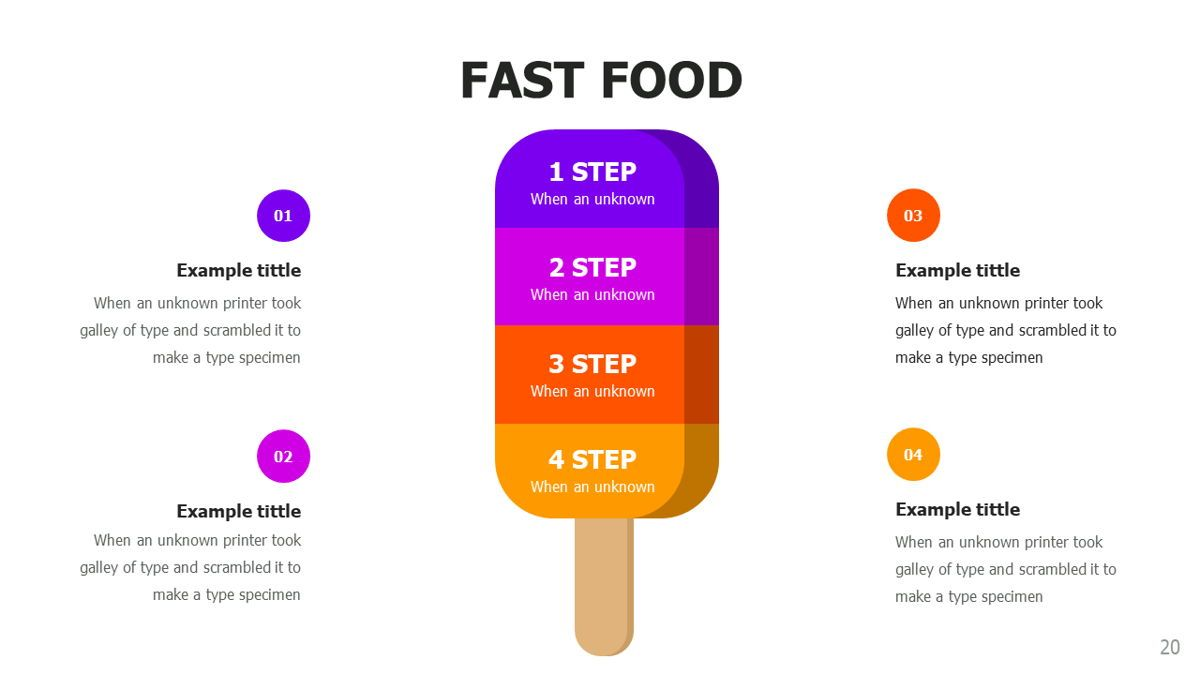 Food and Nutrition Presentation Infographics, Slide 20, 06037, Infographics — PoweredTemplate.com