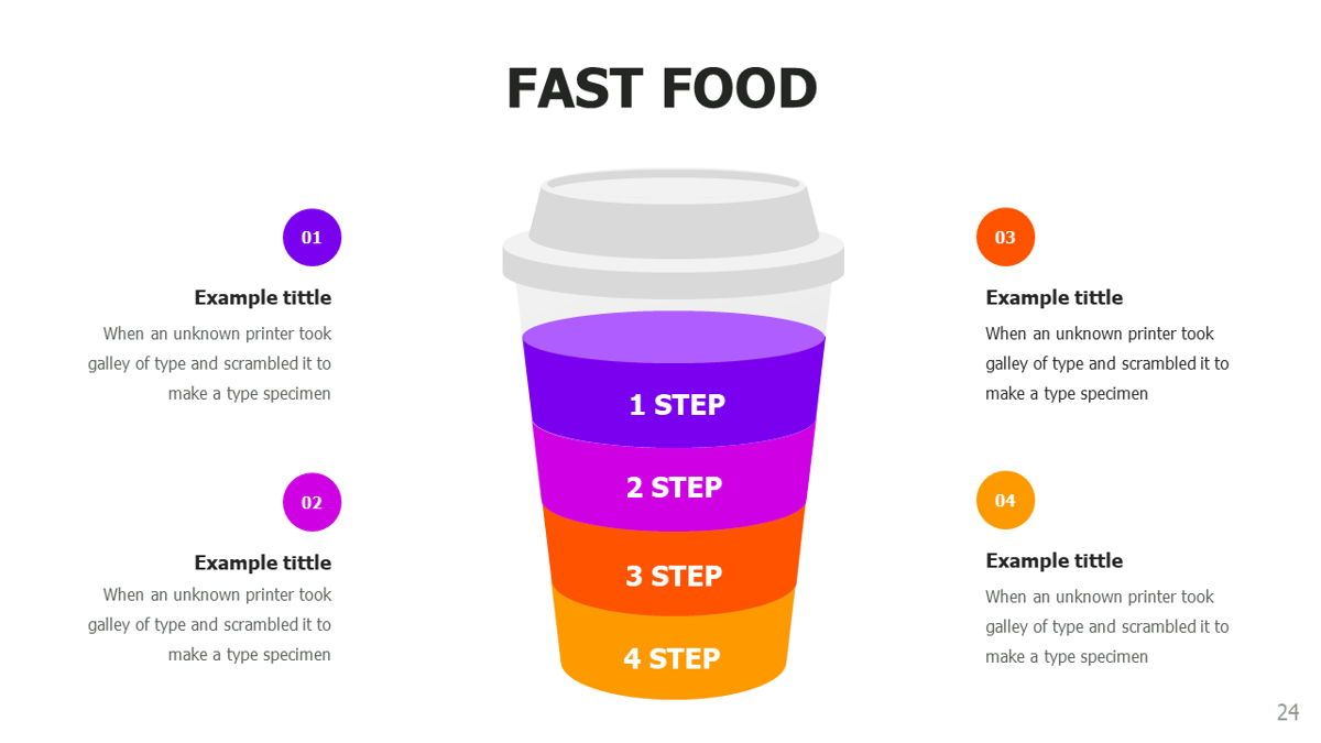 Food and Nutrition Presentation Infographics, Slide 24, 06037, Infographics — PoweredTemplate.com