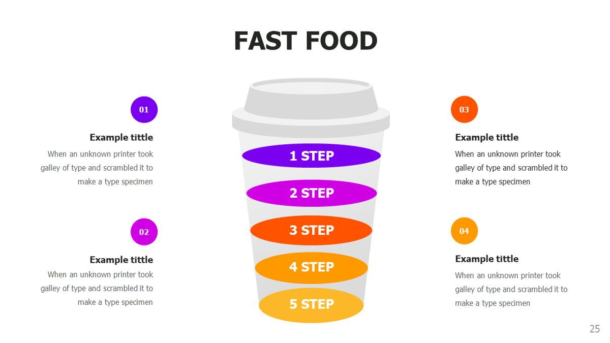 Food and Nutrition Presentation Infographics, Slide 25, 06037, Infographics — PoweredTemplate.com