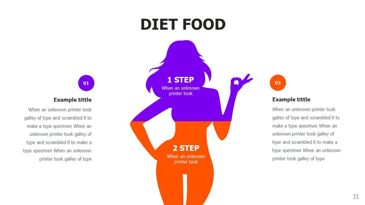 Food and Nutrition Presentation Infographics, Slide 31, 06037, Infographics — PoweredTemplate.com
