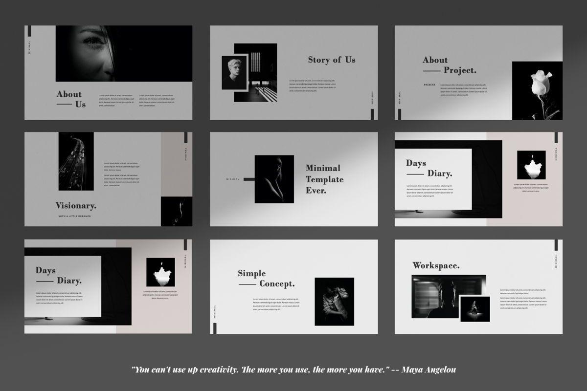 Days Creative Google Slide, Slide 2, 06042, Presentation Templates — PoweredTemplate.com