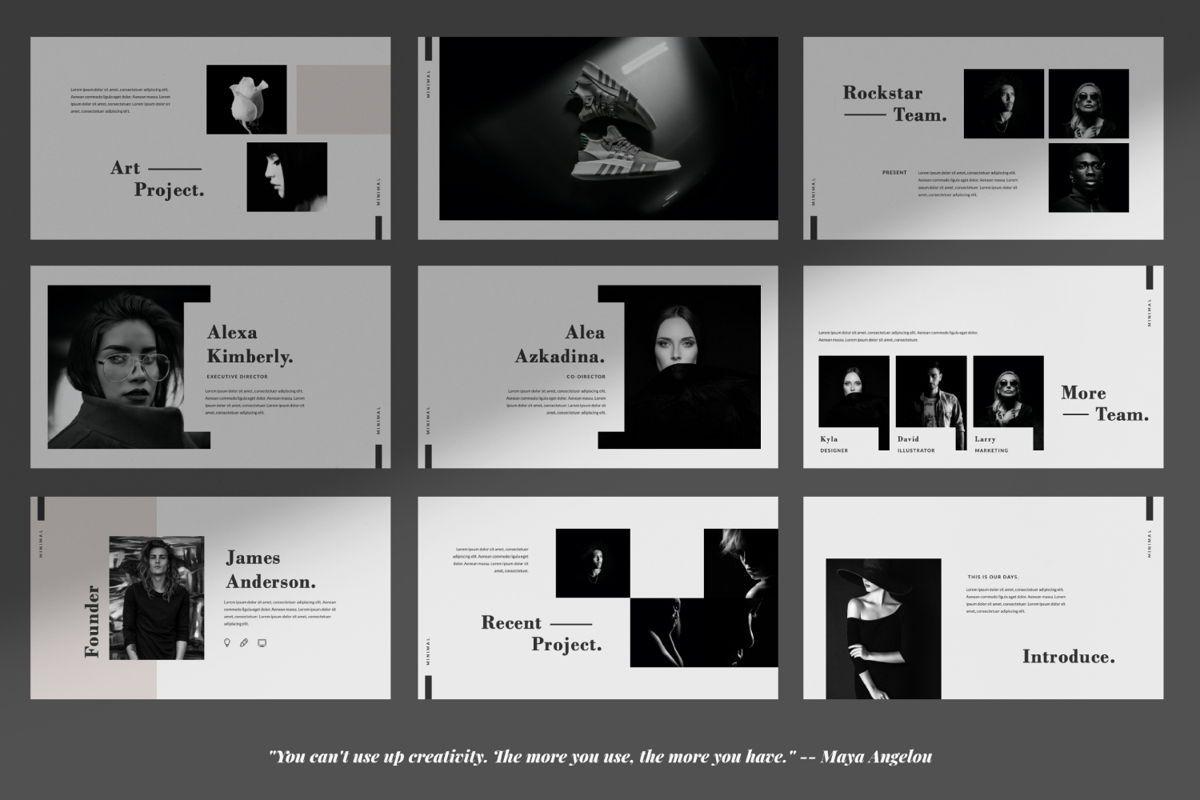 Days Creative Google Slide, Slide 3, 06042, Presentation Templates — PoweredTemplate.com