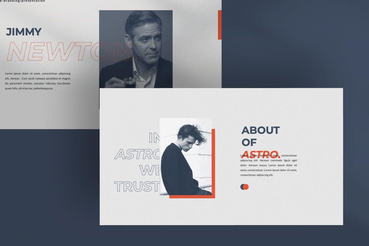 Astro Brand Google Slide, Slide 10, 06053, Presentation Templates — PoweredTemplate.com