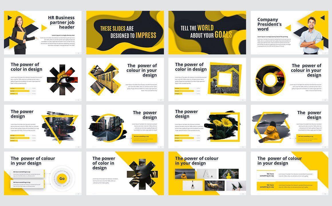 Smash PowerPoint Template, Slide 2, 06055, Business Models — PoweredTemplate.com