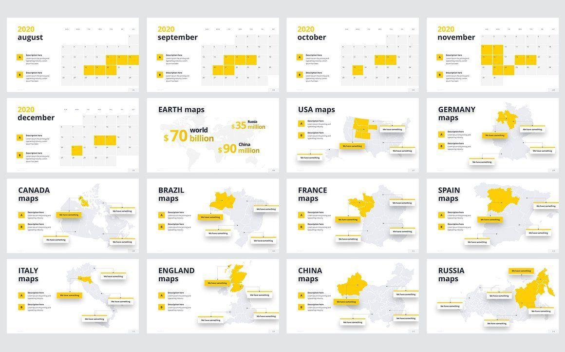 Smash PowerPoint Template, Slide 6, 06055, Business Models — PoweredTemplate.com