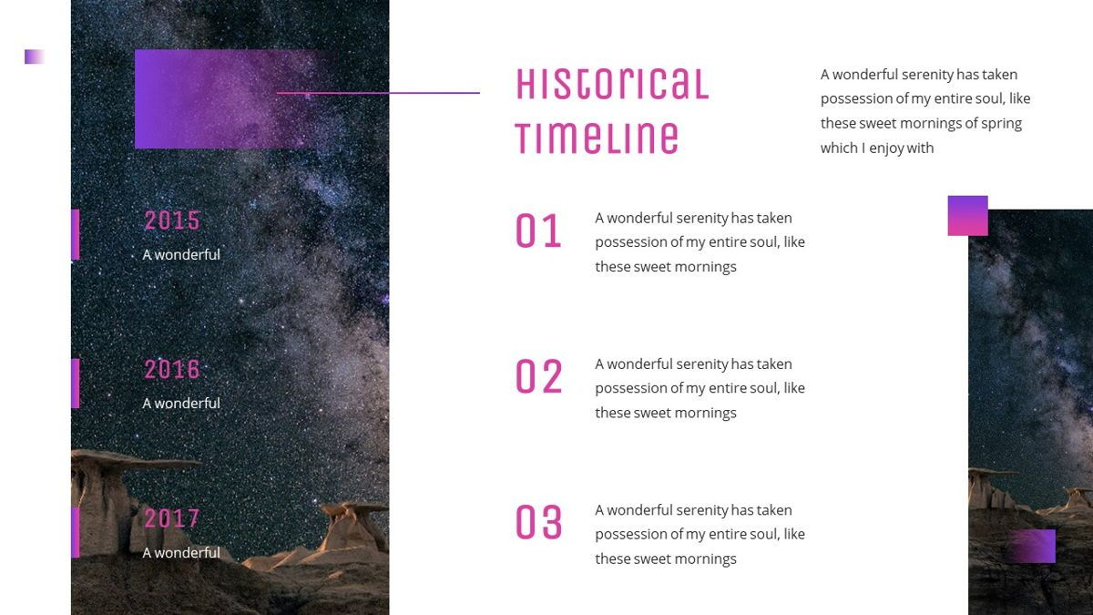 Elonara - Astronomy Powerpoint Template, Slide 9, 06080, Diagrammi e Grafici con Dati — PoweredTemplate.com