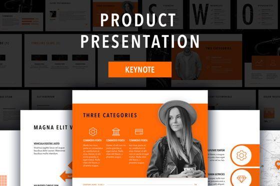 Presentation Templates: Sprint Keynote Template #06083