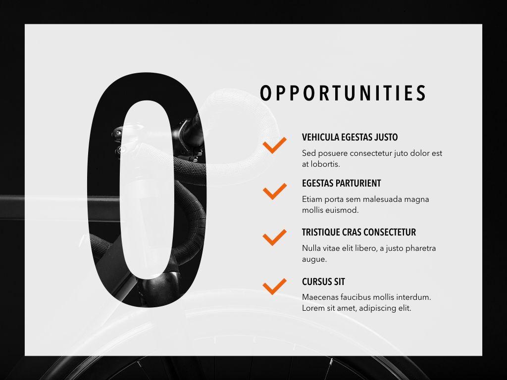Sprint Keynote Template, Slide 10, 06083, Presentation Templates — PoweredTemplate.com