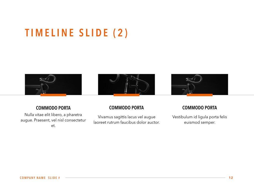 Sprint Keynote Template, Slide 13, 06083, Presentation Templates — PoweredTemplate.com
