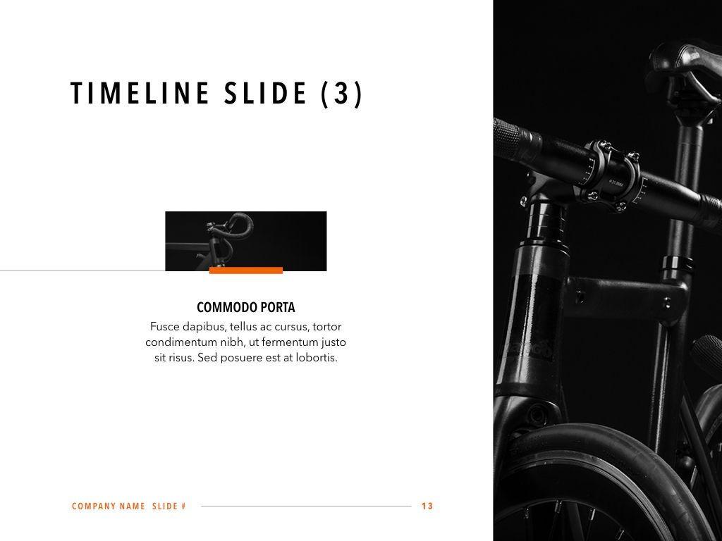 Sprint Keynote Template, Slide 14, 06083, Presentation Templates — PoweredTemplate.com
