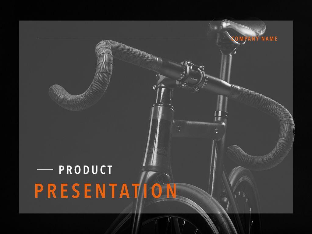 Sprint Keynote Template, Slide 2, 06083, Presentation Templates — PoweredTemplate.com