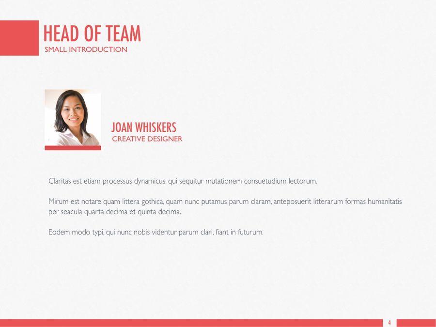 Sharp Edges PowerPoint Template, Slide 5, 06084, Presentation Templates — PoweredTemplate.com