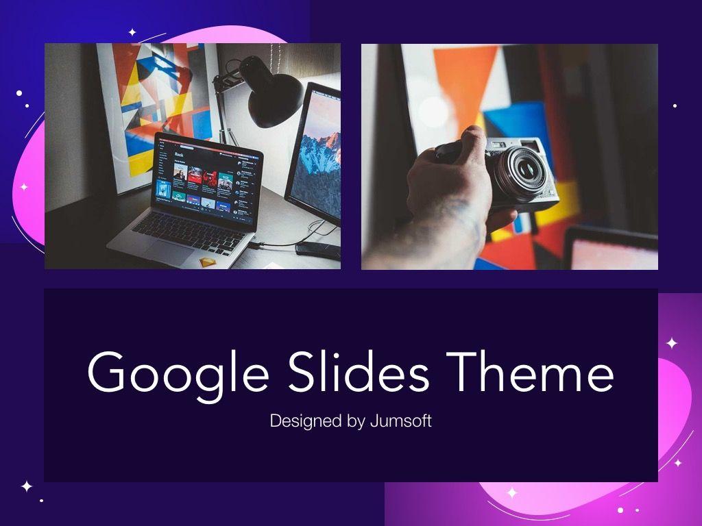 Skittish One Google Slides Template, Slide 11, 06085, Presentation Templates — PoweredTemplate.com