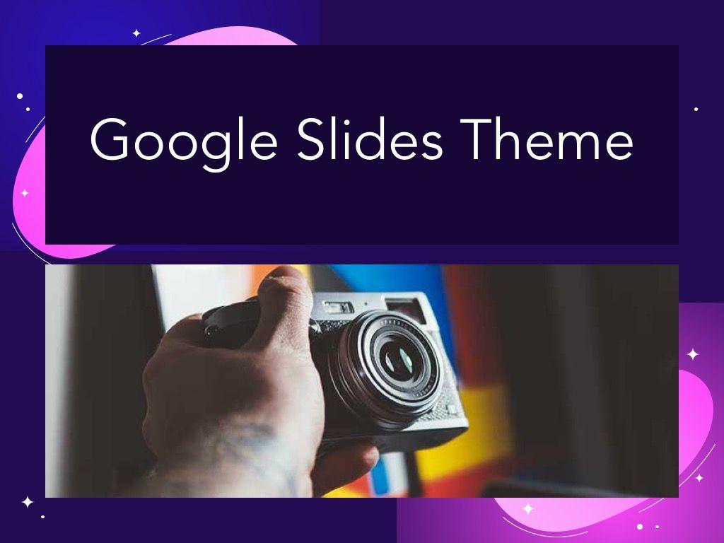 Skittish One Google Slides Template, Slide 12, 06085, Presentation Templates — PoweredTemplate.com