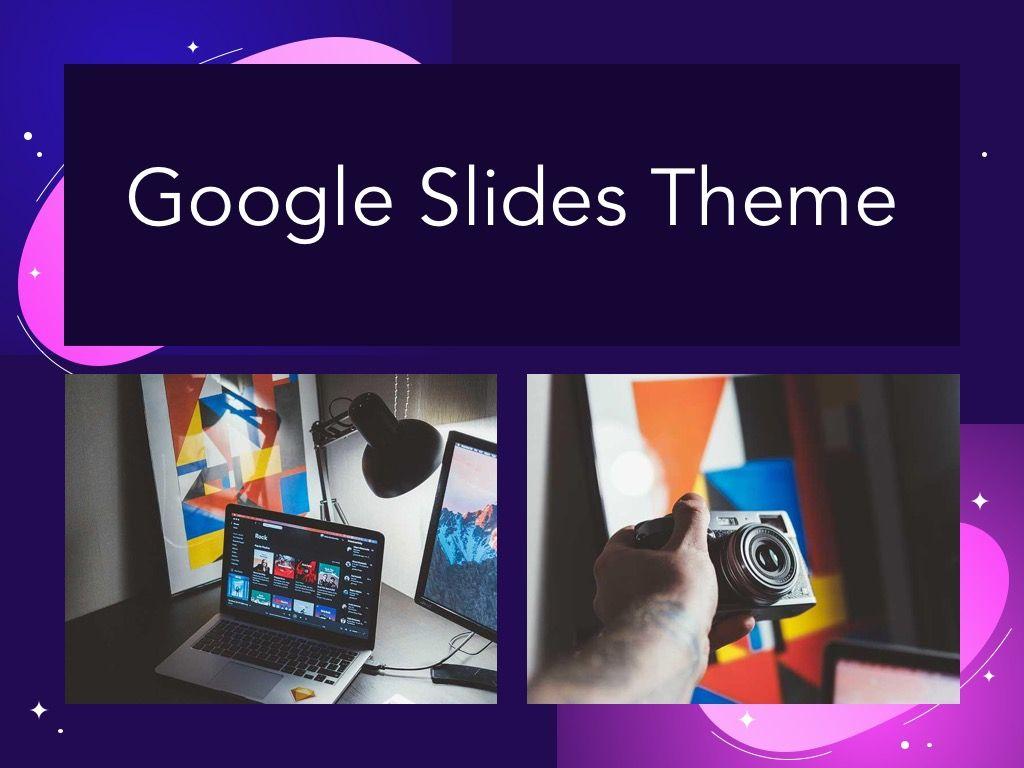 Skittish One Google Slides Template, Slide 13, 06085, Presentation Templates — PoweredTemplate.com