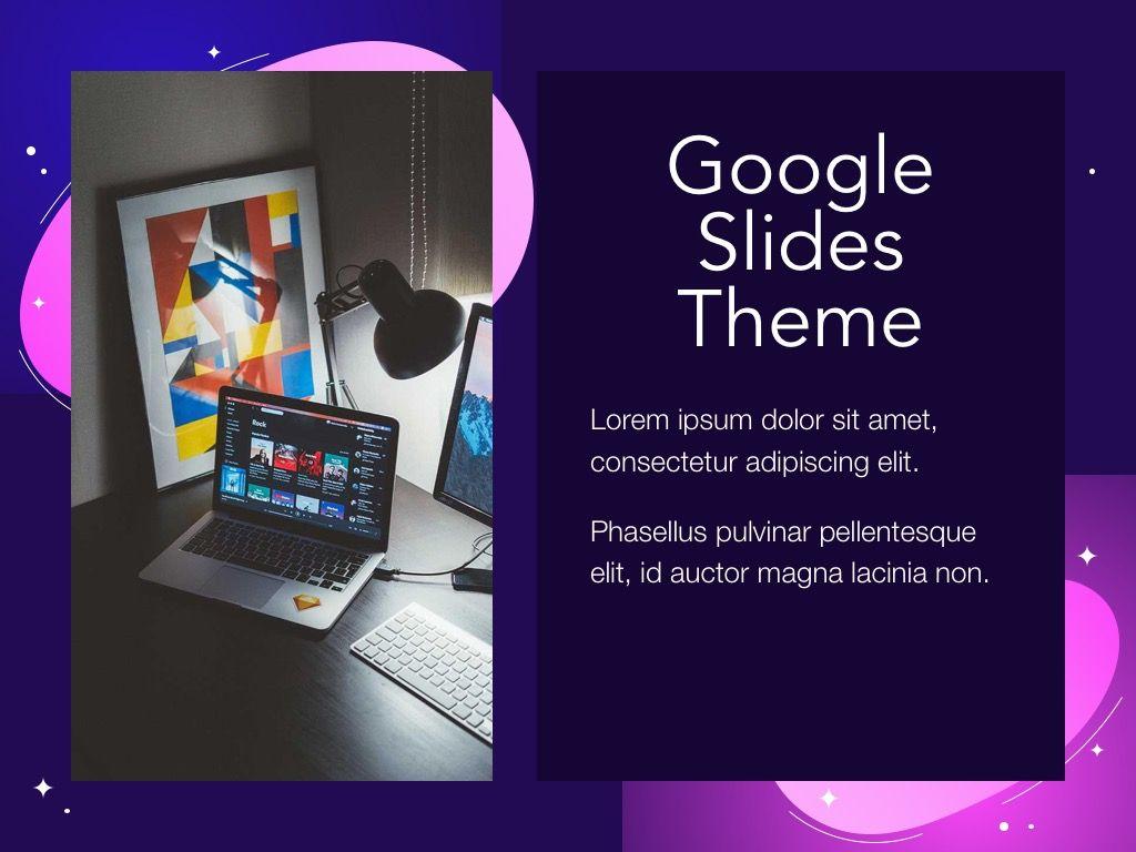 Skittish One Google Slides Template, Slide 15, 06085, Presentation Templates — PoweredTemplate.com