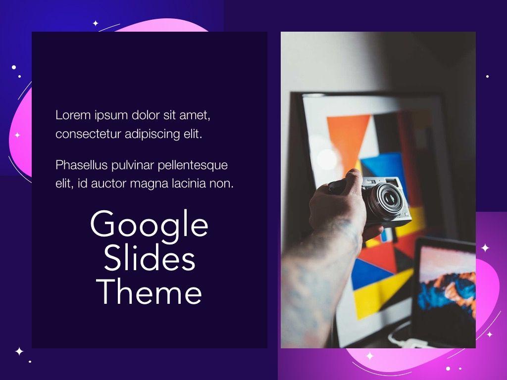 Skittish One Google Slides Template, Slide 16, 06085, Presentation Templates — PoweredTemplate.com