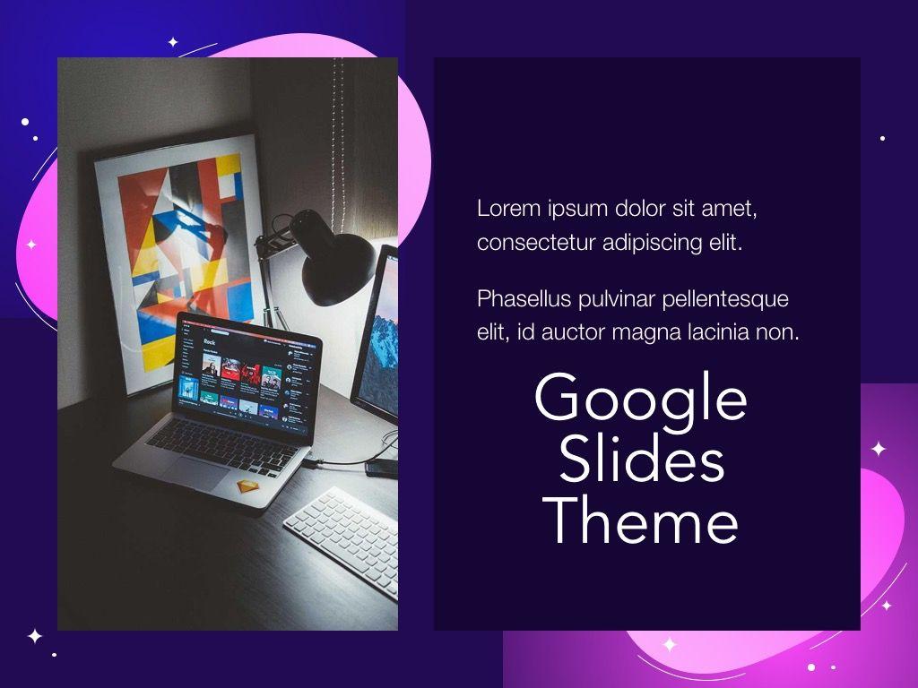 Skittish One Google Slides Template, Slide 17, 06085, Presentation Templates — PoweredTemplate.com