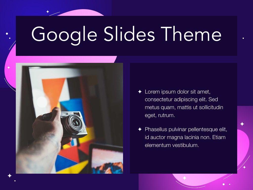 Skittish One Google Slides Template, Slide 28, 06085, Presentation Templates — PoweredTemplate.com
