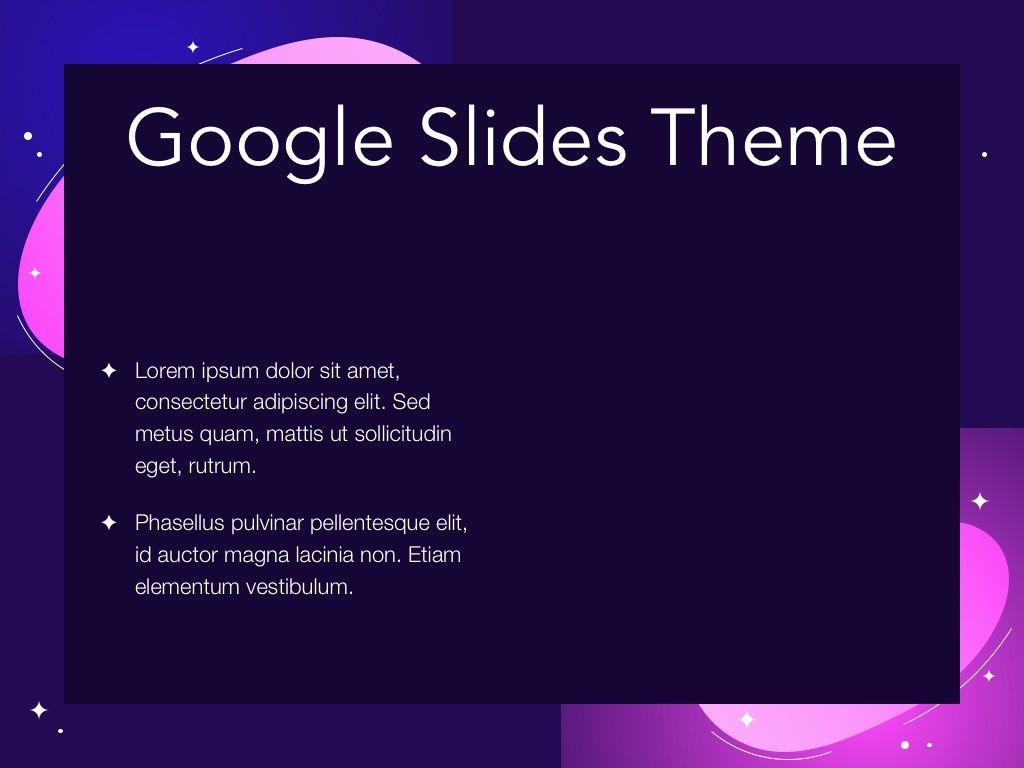 Skittish One Google Slides Template, Slide 29, 06085, Presentation Templates — PoweredTemplate.com