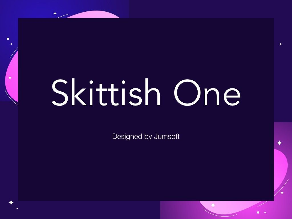 Skittish One Google Slides Template, Slide 3, 06085, Presentation Templates — PoweredTemplate.com