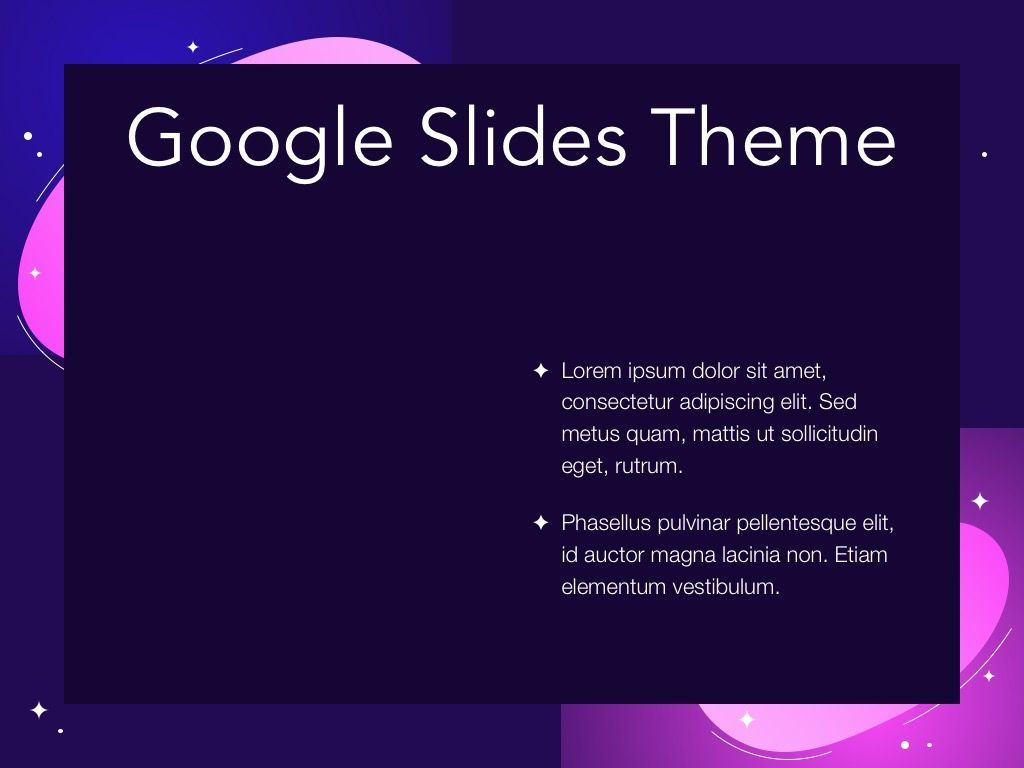 Skittish One Google Slides Template, Slide 30, 06085, Presentation Templates — PoweredTemplate.com