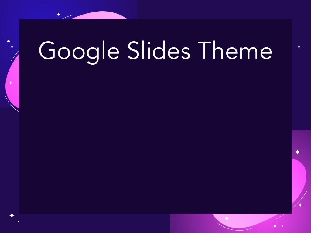 Skittish One Google Slides Template, Slide 7, 06085, Presentation Templates — PoweredTemplate.com