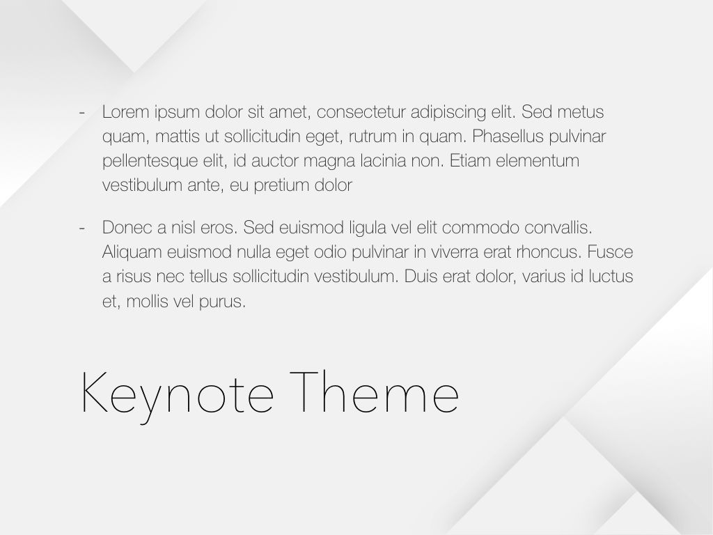Unfolding Keynote Template, Slide 12, 06086, Presentation Templates — PoweredTemplate.com